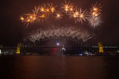 NYE Sydney 2014 by Norman Herfurth on 500px