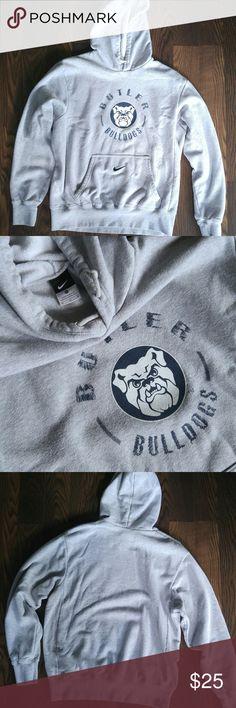Nike Butler Bulldogs Sweatshirt Butler sweatshirt / hoodie. Worn a few times. Nike Tops Sweatshirts & Hoodies