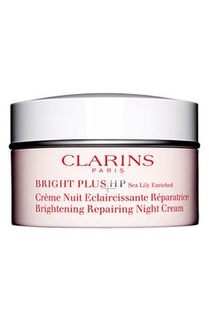 Clarins 'Bright Plus HP' Brightening Repairing Night Cream available at #Nordstrom