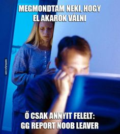 Nemkutya.com - Gamer férj