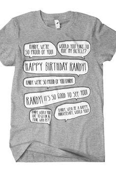 Happy Birthday Randy (Heather Grey)