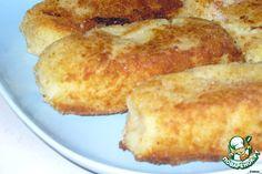 Картофельные зразы с ветчиной и сыром ингредиенты