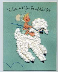 Vintage Greeting Card, Hallmark