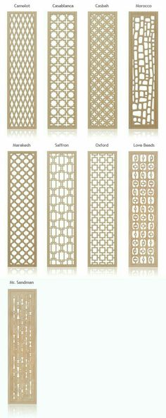 Crestview Doors - Redi-Screens - Inspired decorative screens from . Crestview Doors – Redi-Screens – Inspired decorative wall screens made of … Temporary Room Dividers, Sliding Room Dividers, Wall Dividers, Bamboo Room Divider, Room Divider Walls, Closet Curtains, Room Closet, Hang Curtains, Portable Room Dividers