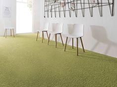 Vorwerk Carpet - Green