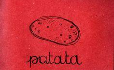 Learning Italian Language ~  Patata (potato) IFHN