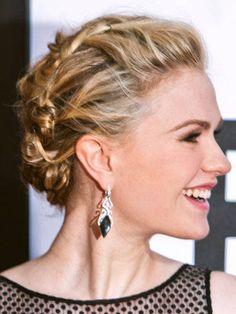 Hairstyle di Anna Paquin