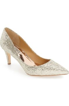 Badgley Mischka 'Poise' Pointy Toe Pump (Women) available at #Nordstrom