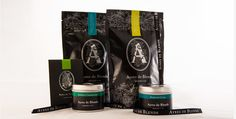 Jan Gallego - AYRES DE BLENDS premium tea #Packaging #Design #Tea — World Packaging Design Society / 世界包裝設計社會 / Sociedad Mundial de Diseño de Empaques