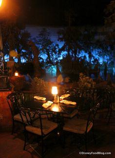 Atmosphere Blue Bayou - waterside seating tami@goseemickey.com