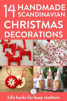 The beauty of Scandinavian Christmas decorations is that they are so simple and elegant. You are going to LOVE this roundup of gorgeous Scandinavian inspired Christmas decor to buy Etsy. Swedish Christmas Decorations, Scandinavian Christmas Ornaments, Norwegian Christmas, Danish Christmas, Swedish Christmas Traditions, Christmas Tables, Modern Christmas, Hygge Christmas, Etsy Christmas