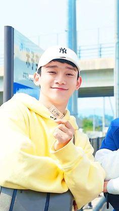 Seni sevirem because sen yinersin Kai, Luhan And Kris, Xiuchen, Kim Jongdae, Baekhyun Chanyeol, Kpop Exo, Exo Members, Chinese Boy, Taemin