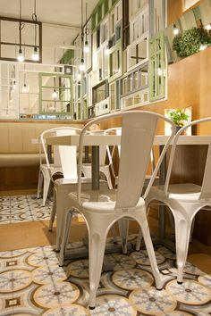 Proyecto de interiorismo Restaurante Las Vegas