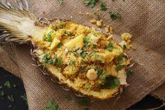 Gebratener Ananas Reis aus Thailand (Khao Pad Supparot) | Love.Food.Asia.