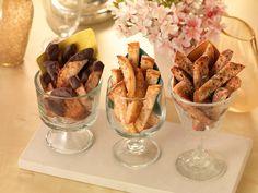Cinnamon Sugar & Chocolate Crisps