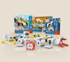 Tinkerbots Baukasten | Roboter selber bauen & fernsteuern