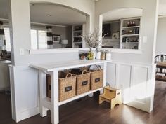 Keep Home Simple: Our Split Level Fixer Upper pertaining to Split Level Kitchen Remodel