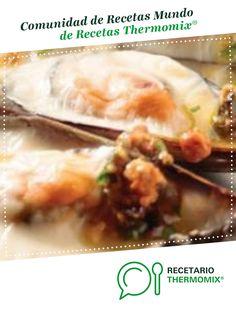 Bechamel de cobertura por Thermomix®. La receta de Thermomix<sup>®</sup> se encuentra en la categoría Salsas en www.recetario.es, de Thermomix<sup>®</sup> Bechamel, Mashed Potatoes, Pasta, Meat, Ethnic Recipes, Food, Frosting, Deserts, Healthy Recipes