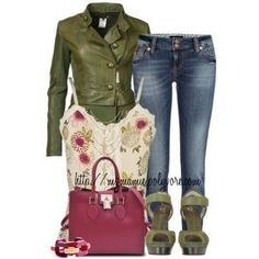 I love cute fashion!