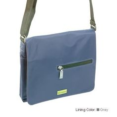 You'll probably carry your iPad to the beach or on your next trip - this is the perfect iPad bag for you - even doubles as a man purse. $35.00 at www.casauri.com