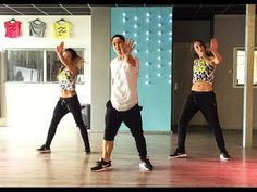 Jason Derulo - If it ain't love - Easy Fitness Dance Choreography - YouTube