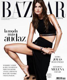 Harper's Bazaar España April 2015