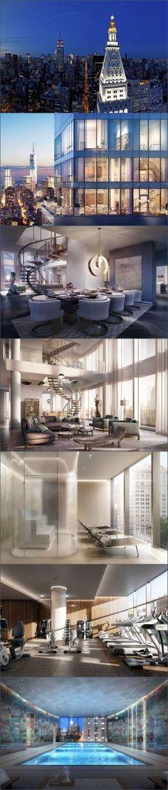 de Rupert Mudroch Nova - NY Penthouse - (Não PODE Estar o SOB mas este E Um Bom Lugar maldita.) por Divonsir Borges