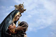 Santa María de la Alhambra II https://www.flickr.com/photos/llamamemar/17051194882/ #SemanaSanta #Granada #Alhambra