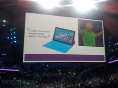 Microsoft gifts full-time employees with Surface tablets, Windows 8 phones and PCs