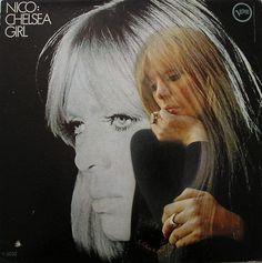"""Nico """"Chelsea Girl"""" 1967"""