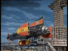 Fireball XL5 Early 60s Saturday morning TV for us budding science geeks.