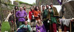 Viking reenactment groups