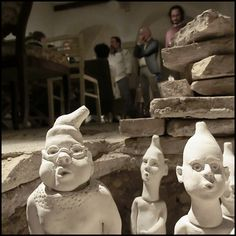 Fischianti, 2014 Ceramiche di Maria Salvati