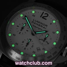 Panerai Luminor Daylight Chronograph 44mm - Complete Set REF: PAM 00251   Year Dec 2008 - From the final year of production, only 1000 pieces of this 'K' series PAM 251 'Daylight' were made! Made famous by Sylvester Stallone, the 44mm Luminor Marina 'Daylight' is still one of Panerai's most popular models. Powered by Panerai's chronometer rated OP XII automatic chronograph movement, this large stainless steel case sports an all-white luminous dial with a distinct black '12'