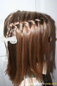Image result for прически для коротких волос на 1 сентября