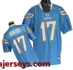 Kids San Diego Chargers  17 Phillip Rivers Jersey baby blue jersey  Price  18.5 bf49d3b58