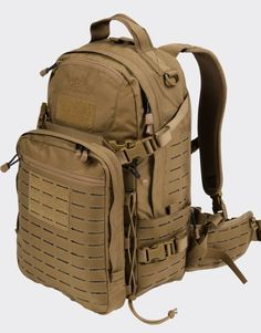 Direct Action GHOST Tactical Backpack in Coyote Tan