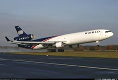 McDonnell Douglas MD-11F - World Airways Cargo | Aviation Photo #1154927 | Airliners.net