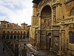 Iglesia de Santa María de Viana, #Navarra #CaminodeSantiago #LugaresdelCamino