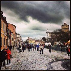 @Alessandra Farabegoli: [#thegreatbeauty in Italy is everywhere #ItIsME] Ravenna, la grande bellezza #ra2019