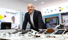 Türk Telekom CEO'su Rami Aslan'dan İstifa Kararı