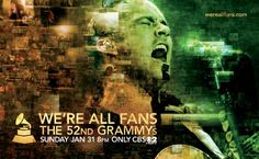 Dave Matthews Band 'We're All Fans' 52nd GRAMMY Awards Campaign