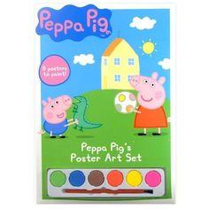 Set de Arte Peppa pig por 4 euros