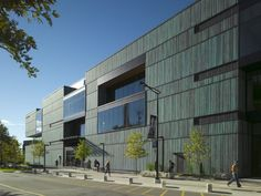 University of Toronto Instructional Centre / Perkins + Will - BEAUTIFUL COPPER