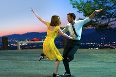 Channel a jazz pianist and a playwright from the movie La La Land this Halloween.