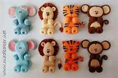 easy diy clay animals - - Yahoo Image Search Results
