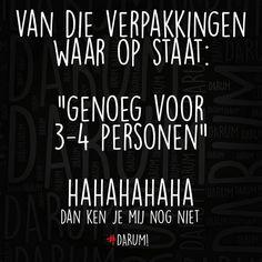 #porties #verpakkingen Mj Quotes, Dutch Quotes, Life Quotes, Inspirational Quotes, Dutch Words, Funny Qoutes, Super Funny, Laugh Out Loud, Texts