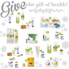2014 Shaklee Christmas Gift Guide – Give the Gift of Health | Bonnie Donahue