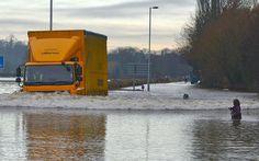 Flooding crisis: weather latest - Telegraph