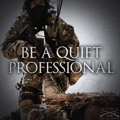 Why do the Navy SEALS seem to get more attention than the Green Berets, Delta Force and Army Rangers combined? Military Quotes, Military Humor, Military Life, Army Quotes, Soldier Quotes, Warrior Spirit, Warrior Quotes, Alucard, Gi Joe